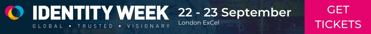 IDENTITY WEEK London