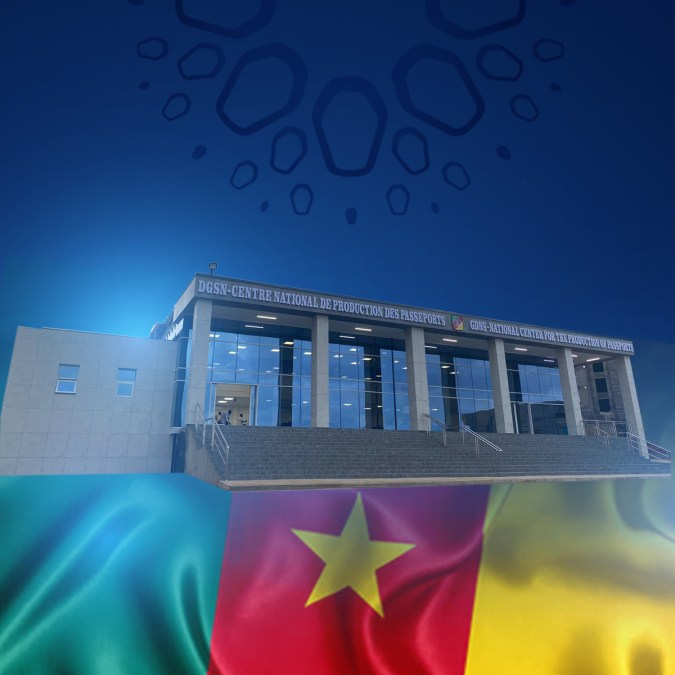Production starts for Cameroon's new ePassports