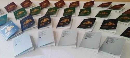 Dominica officially launches e-Passport