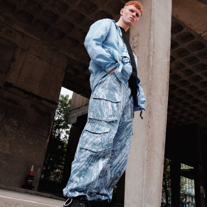 Streetwear brand GUN AINM fights counterfeits with Eltronis engage