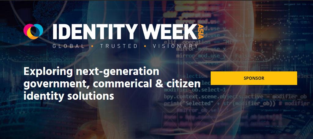 Identity Week Asia: 16-17 November 2021