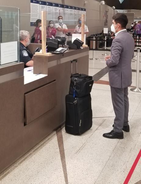 CBP expands Simplified Arrival at Kansas City International Airport