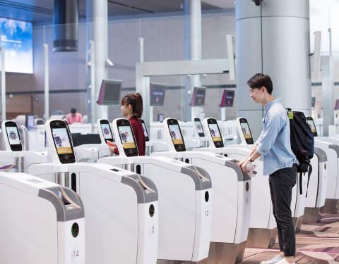 IDEMIA tops NIST flight boarding simulation