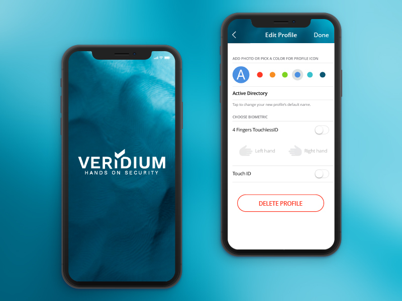 Veridium works with NIST on contactless tech