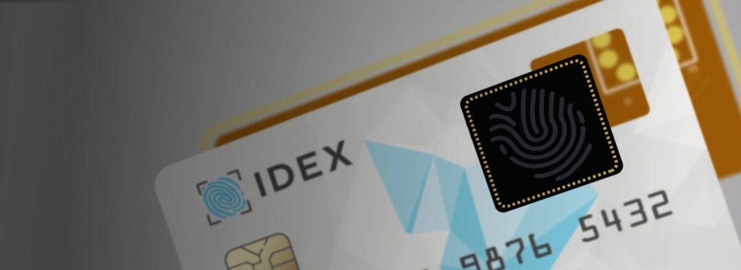 IDEX Biometrics wins order for TrustedBio