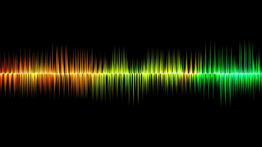 sound, wave, voice