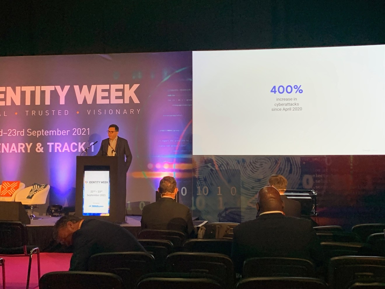 Zero trust, post COVID-19 travel take centre stage at Identity Week