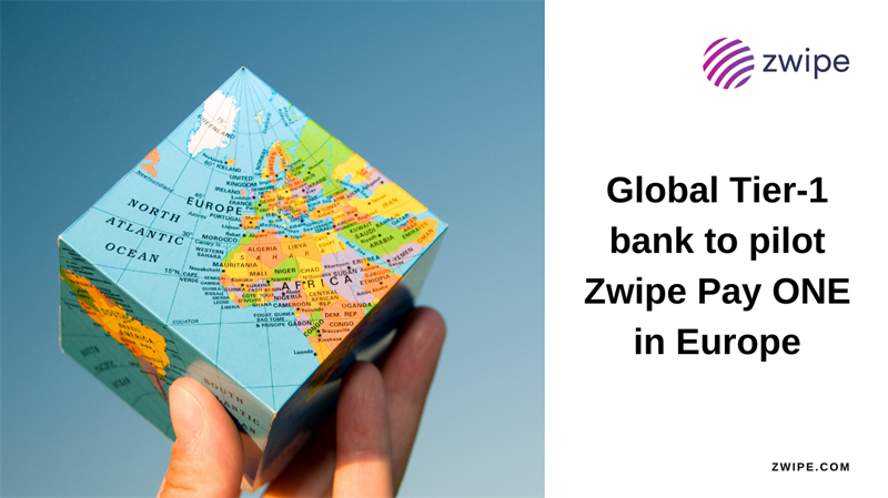 Zwipe Pay ONE biometric cards to be trialled in 3 European countries