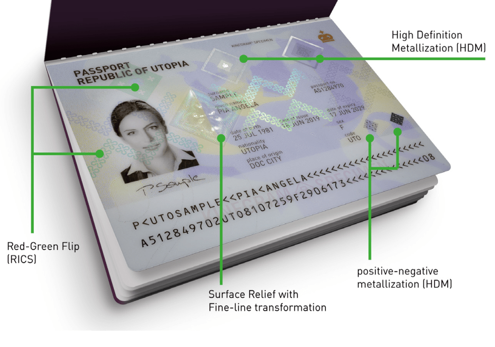 A New Era for the Protection of Polycarbonate-Based Documents