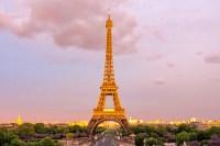 Photo of eiffel tower