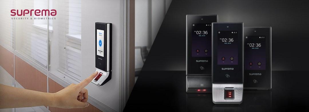 Suprema launches X-Station 2 fingerprint model