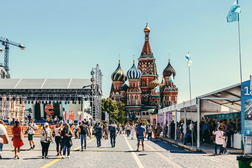 Russian Railways self-service terminals using Smart ID Engine